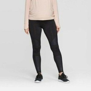 Maternity Moto Leggings Isabel Maternity by Ingrid